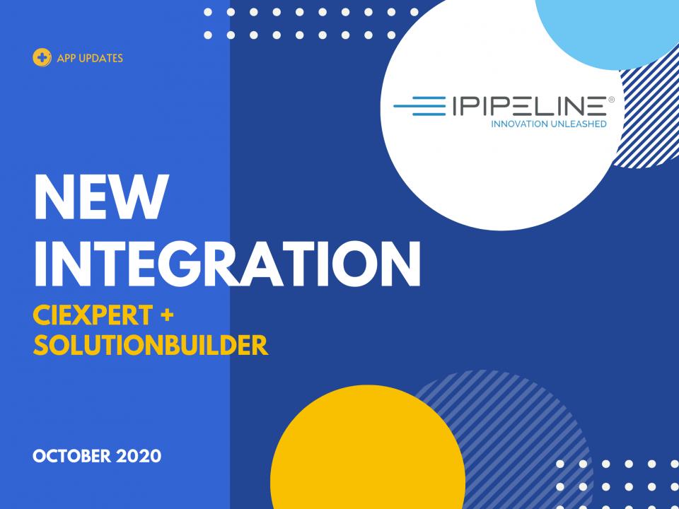 new integration ipipeline