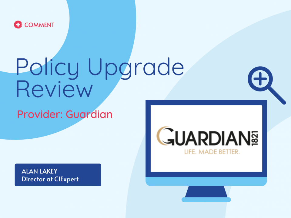 Guardian Policy upgrade